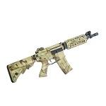 APS M4 CQB-R (ASR103) Gen. 4 AEG/EBB (Hybrid) - Kryptek Highland