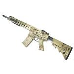 "APS M4 KeyMod 12.5"" Gen. 4 AEG/EBB (Hybrid) - Kryptek Highlander"