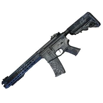 """APS M4 KeyMod """"Wire Cutter"""" Gen. 4 AEG/EBB - Kryptek Typhon"""