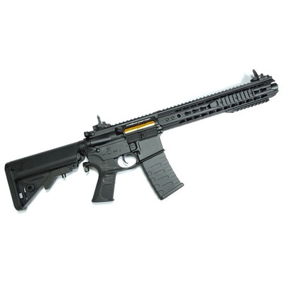"APS M4 KeyMod ""Wire Cutter"" AEG/EBB - Black"