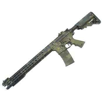 "APS M4 KeyMod ""Wire Cutter"" Gen. 4 AEG/EBB - MultiCam Black"