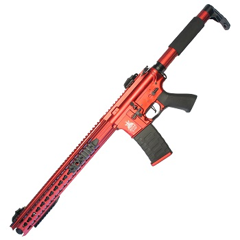 "APS M4 KeyMod ""Wire Cutter"" Match AEG/EBB - Red/Black"