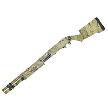 APS M870 Tactical Co² Shell Ejection Shotgun - MultiCam