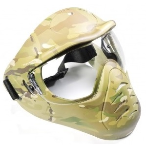 APS Anti-Fog Maske - MultiCam
