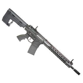 """APS M4 """"Phantom Extremis"""" MK2 12.5"""" KeyMod AEG/EBB - Black"""