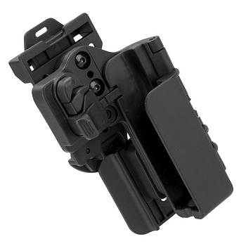 Quantum Mechanics ® Condition 3 Carry Quick Tactical OWB Holster für G17