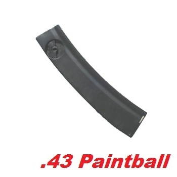 APS RAM Magazin MP5 Cal .43 Serie - 20rnd