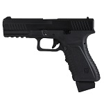 APS ACP G2 Co² Pistole BlowBack - Black