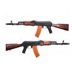 APS AK74 Metal/Wood Gen. 4 AEG/EBB (Hybrid)