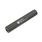 APS Aluminium Silencer CW/CCW Black - 190mm (L)