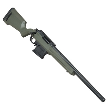 Ares x Amoeba Striker S1 (C.P.S.B. System) Spring Sniper Rifle - Olive