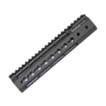 "Ares ""Octa²rms"" Tactical KeyMod Rail (9 inch) - Black"