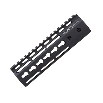 "Ares ""Octa²rms"" Tactical KeyMod Rail (7 inch) - Black"