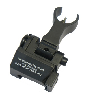 Ares Troy Type Front Sight - Black