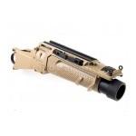 Ares EGLM Granatenwerfer für SCAR Serie - Desert
