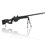 Ares x A.I. AW .338 Sniper Rifle CNC Version (TX System) - Black