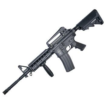 ASG x LONEX LMT Defender 4 / M4 R.A.S. ProLine AEG - Black
