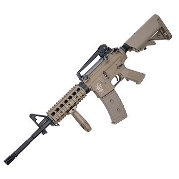 ASG x LONEX LMT Defender 4 / M4 R.A.S. ProLine AEG - Desert