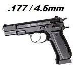 ASG x CZ Model 75 Co² BlowBack Pistole 4.5mm BB