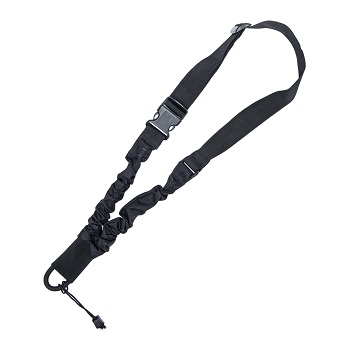 ASG x CZ ® Tactical 1 Point Bungee Sling (EVO 3 Serie) - Black
