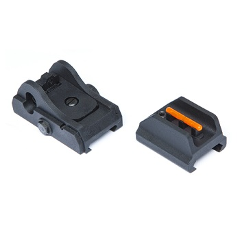 "ASG Sight Set ""CZ Scorpion EVO 3A1"" Type"