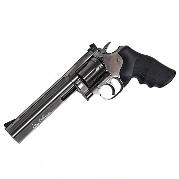 "ASG x Dan Wesson 715 Co² Revolver 6""  - Steel Grey"