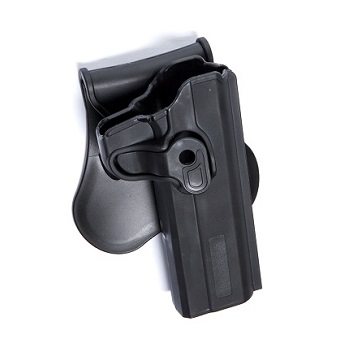 ASG CQC Polymer Holster für 1911/HiCapa Serie - Black