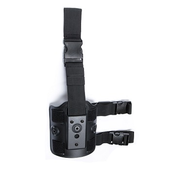 ASG Tactical Drop Leg Adapter für CQC Polymer Holster - Black