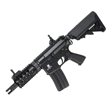 "ASG M4 5"" Compact AEG ""Devil Series"" - Black"