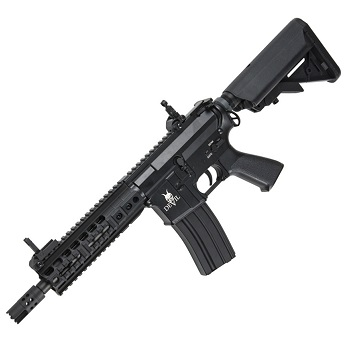 "ASG M4 7"" CQB ""Devil Series"" QSC AEG - Black"