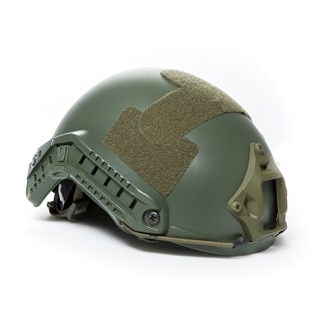 Strike Systems FAST Helm Rail - Olive