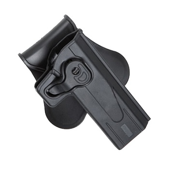 ASG CQC Polymer Holster für HiCapa 5.1/4.3/3.8 Serie - Black