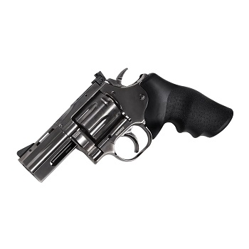 "ASG x Dan Wesson 715 Co² Revolver 2.5""  - Steel Grey"