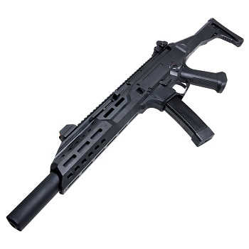 ASG x CZ Scorpion EVO 3 SD Carbine ProLine QSC AEG - Black