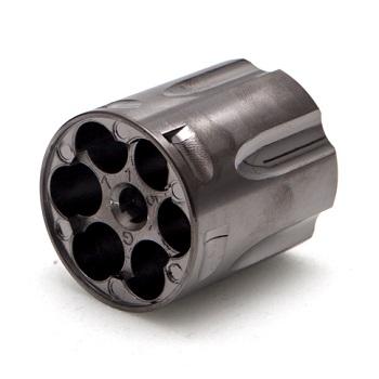 ASG Moon Clip Kombatible Trommel für 715 Revolver - Steel Grey