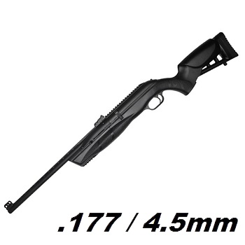ASG TAC Repeat Co² Rifle NBB 4.5mm Diabolo - 10 / 1.7 Joule