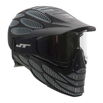 JT Spectra Flex 8 Full Head Maske - Grau