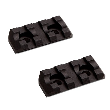 "ASG Rail Section ""M-LOK"" (3 Slots) - 2er Pack"