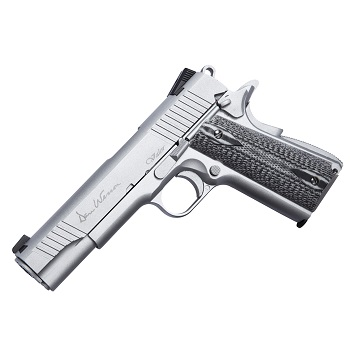 "KWC x Dan Wesson 1911 ""Valor"" Co² BlowBack - Silver"
