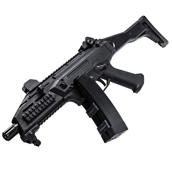 ASG x CZ Scorpion EVO 3 A1 ProLine AEG - Black