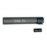 ASG x B&T ROTEX III QD Silencer - Dark Grey
