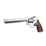 "ASG x Dan Wesson Co² Revolver 8"" - Chrome"