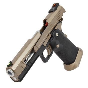 AW Custom HX1003 HiCapa Pistol - Split Bronze