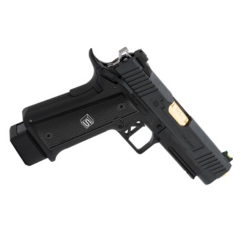 AW Custom x EMG Arms SAI 2011 DS 4.3 GBB - Black