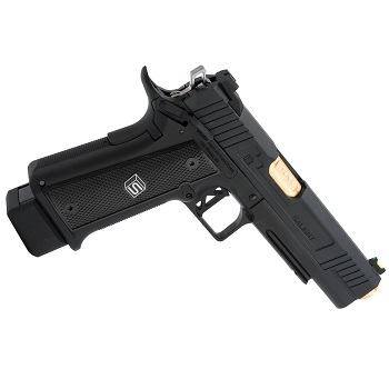 AW Custom x EMG Arms SAI 2011 DS 5.1 GBB - Black