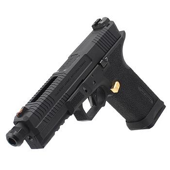AW Custom x EMG Arms SAI BLU G17 GBB (Co²) - Black