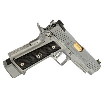 AW Custom x EMG Arms SAI 2011 DS 4.3 GBB - Silver