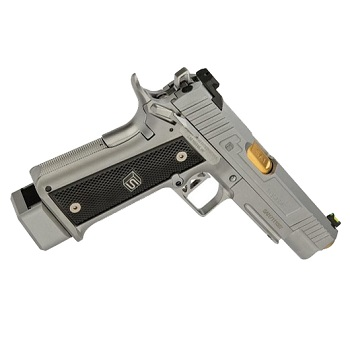 AW Custom x EMG Arms SAI 2011 DS 5.1 GBB - Silver