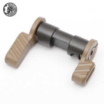 Battle Arms ® BAD-ASS Ambi Selector Set für AR-15 / M4 - FDE