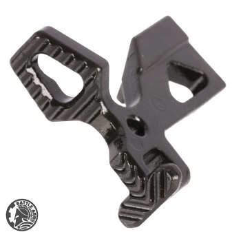 Battle Arm ® Enhanced Bolt Catch (Cast) für AR-15 / M4 - Black
